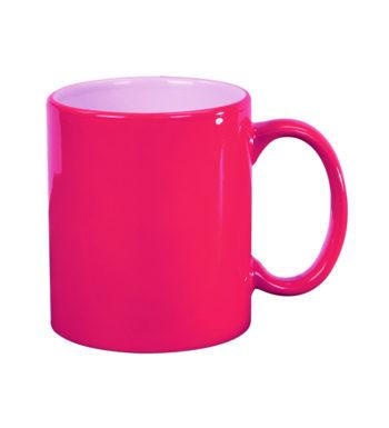 Chase Script Collectors Mug Pink