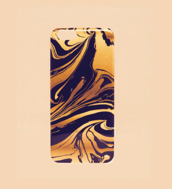 Ink Print Iphone Case